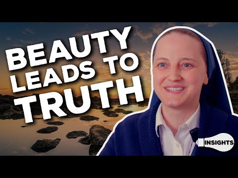 How Beauty Opens the Heart to God - Sr. Theresa Aletheia Noble, FSP