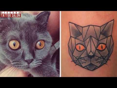 17 - Тату Минимализм - значение татуировки