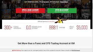 XM Review - MT5 Forex Broker Regulated by FCA UK, ASIC, CySEC