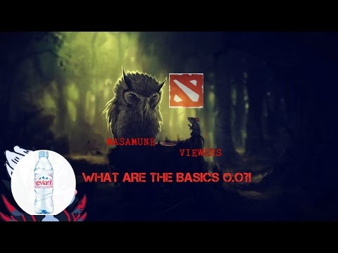 Dota 2 Coaching : Evian Rex : Mostly The Basics For Supports