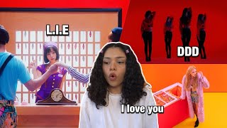 BOYGROUP STAN REACTS TO EXID FOR THE FIRST TIME! 'L.I.E&…