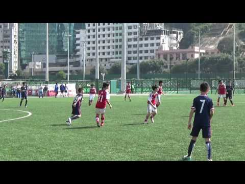 20170402 Kitchee U13 vs South China First Half