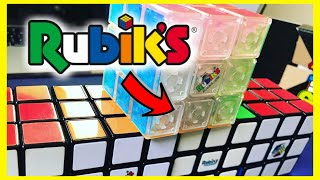 Testing The New... Rubik's Brand Cube?