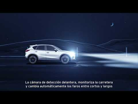 Mazda i-Activsense: Faros Smart Full LED adaptativos ALH