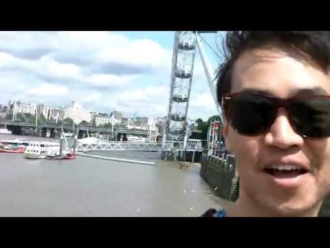London England . VLOG  Travel Guide pt 1