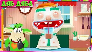 Весёлая Готовка Челлендж в игре Toca Kitchen 2 Салат и смузи для снеговика Игровой мультик для детей