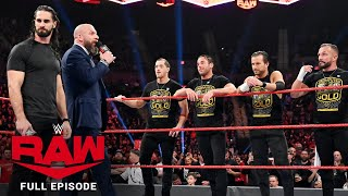 WWE Raw Full Episode, 4 November 2019