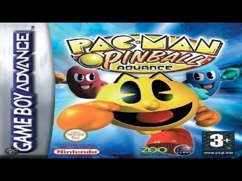 Pac-Man Pinball Advance (GBA)