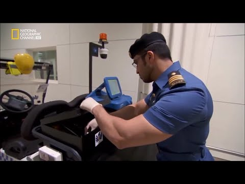 Dubai Airport Customs | Heroin Bust | NAT GEO Episode