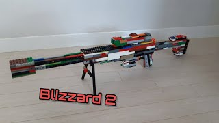 LEGO Blizzard sniper rifle ver…