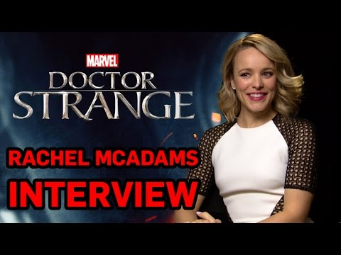 DOCTOR STRANGE: Rachel McAdams Interview