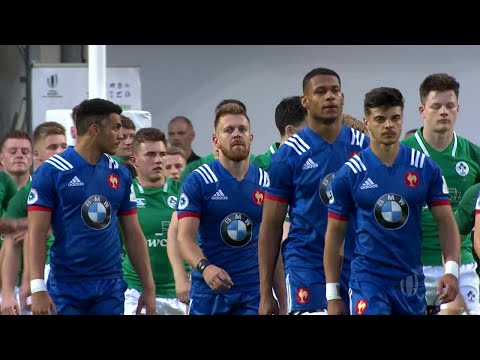 Highlights: France Beat Ireland On Match Day One