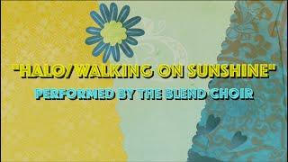 HALO/WALKING ON SUNSHINE (Cover)