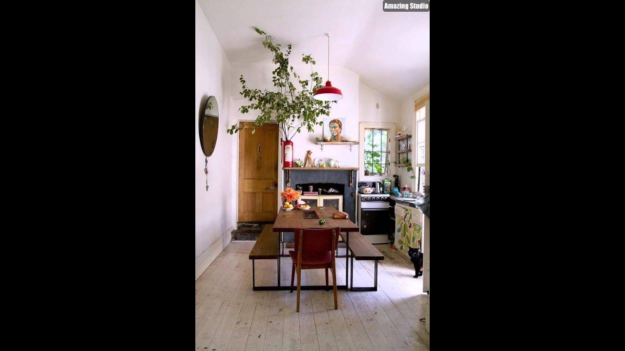 Minimalist Bohemian Kitchen Decorations Youtube