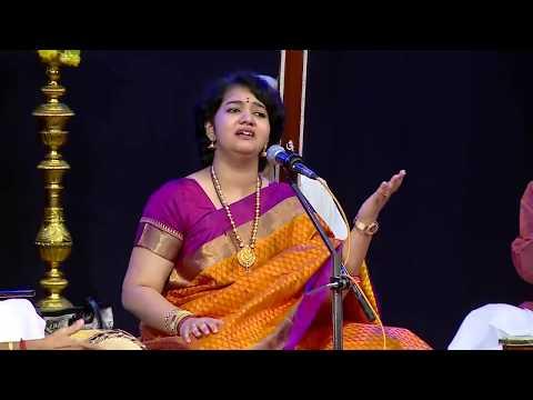 """Kurai ondrum Illai"" by Saashwathi Prabhu @ ""Remembering M S Subbulakshmi"" festival"