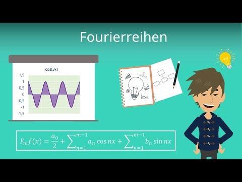 Fourierreihen: Beispiel from YouTube · Duration:  7 minutes 47 seconds