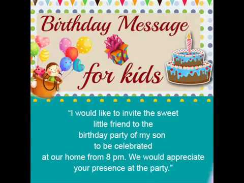 Best Happy Birthday Wishes, Birthday Text Messages For Someone Special
