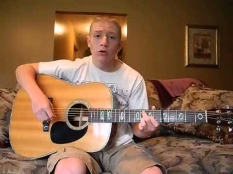 """It Goes Like This"" by Thomas Rhett - Cover by Timothy Baker"