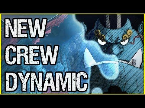 New Straw Hat Crew Dynamic - One Piece Discussion