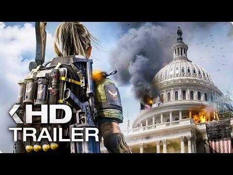 THE DIVISION 2 Gameplay Trailer German Deutsch (E3 2018)