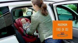 Maxi-Cosi AxissFix Plus Car Seat installation