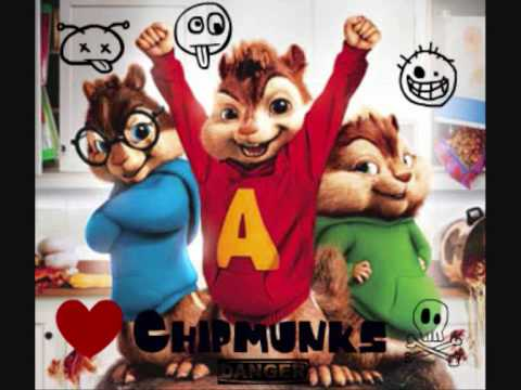 All Time Low - Painting Flowers (Chipmunks Version)