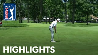 Webb Simpson shoots 8-under 64 | Round 2 | Rocket Mortgage Classic 2020