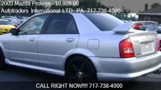 2003 Mazda Protege Speed - for sale in Ephrata, PA 17522