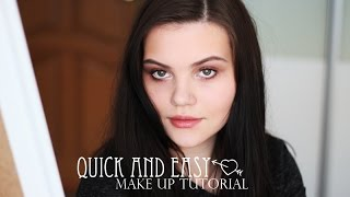 Quick and easy make up routine: Maybelline and Crownbrush Thumbnail