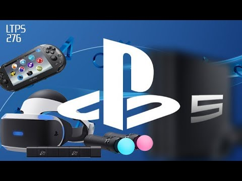 PS5 in 2020? Sony Uncomfortable with PSVR Being #1. No Handheld Potential. - [LTPS #276]