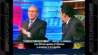 Futbol Picante: Chivas vence a America 1-0 en el torneo Bicentenario 2010