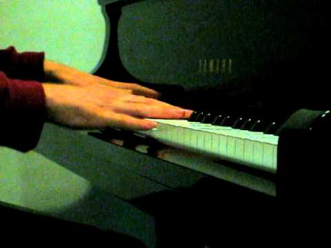 Muse - Exogenesis Symphony Part 2 (Piano)