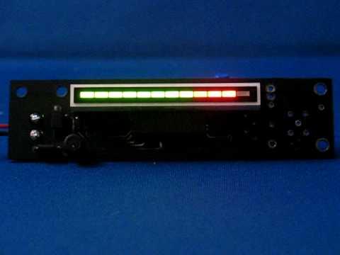 Blade Runner Voight-Kampff VK test machine LED display