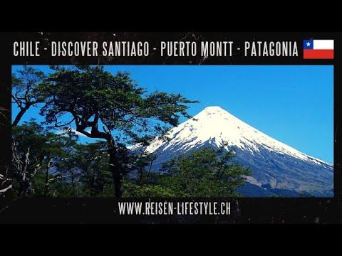 Chile - Santiago, Puerto Montt, Patagonien - reisen-lifestyle.ch