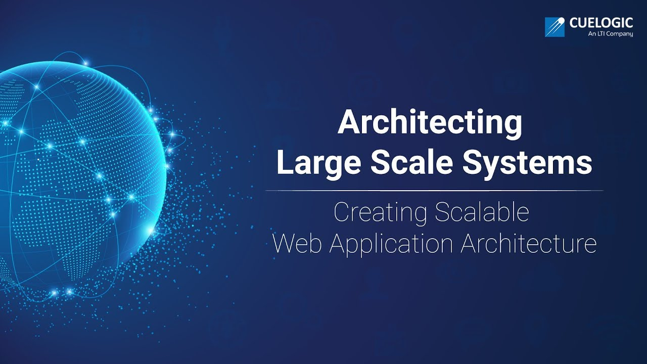 Download Architecting Large Scale Systems   Creating Scalable Web Application Architecture