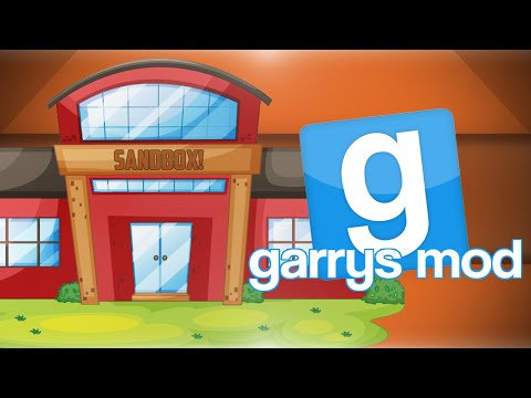 GMod Sandbox School Edition! - Show & Tell, Peeing Myself, Harry Potter! (Garrys Mod Funny Moments)