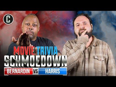 Marc Bernardin VS Lon Harris - Movie Trivia Schmoedown