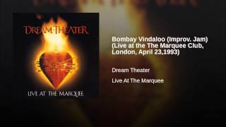 Bombay Vindaloo (Improv. Jam) (Live at the The Marquee Club, London, April 23,1993)