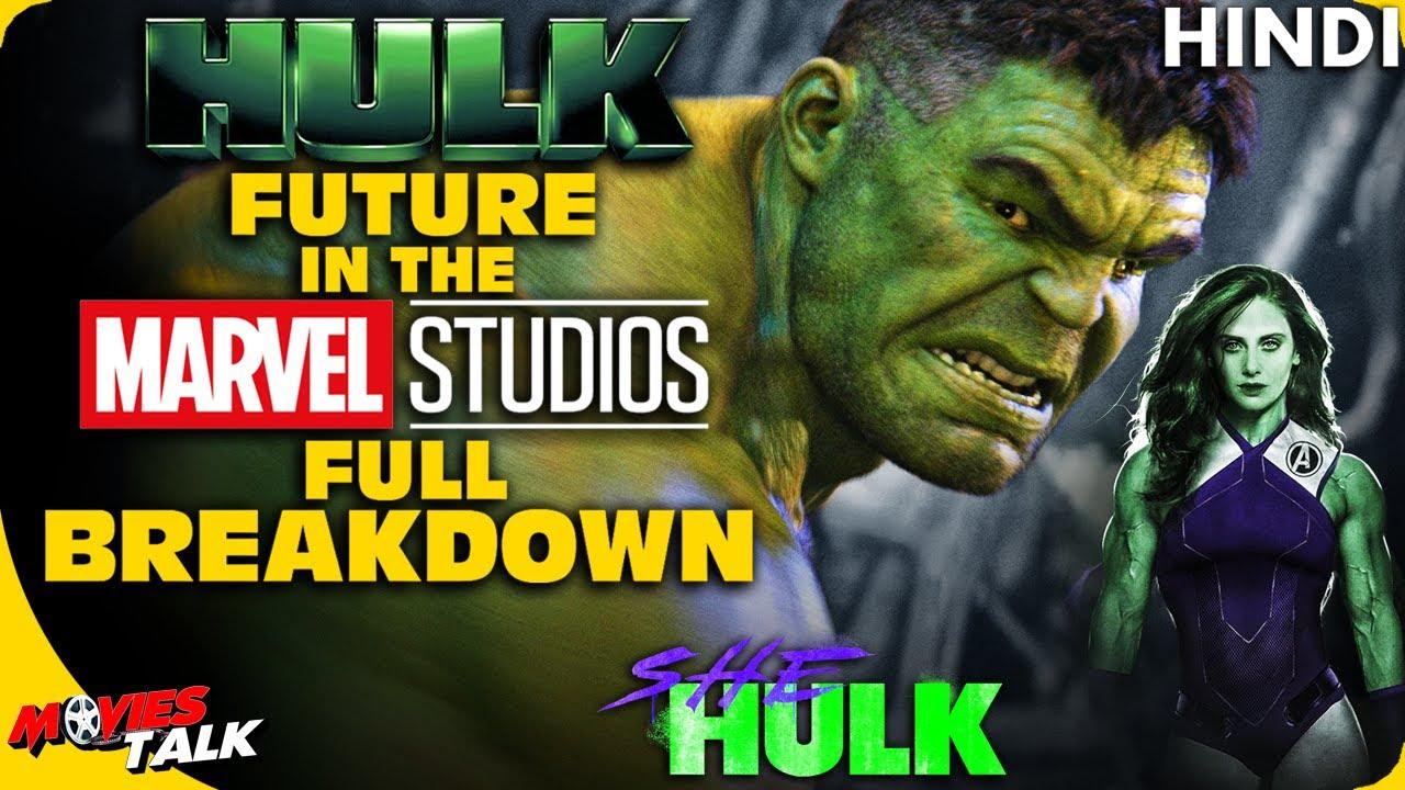 Download HULK'S Future In The MCU Breakdown [Explained In Hindi]