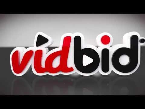 Live Video Shopping & Auctions - vidbid.com