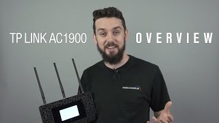 TP-LINK Touch P5 Router Overview
