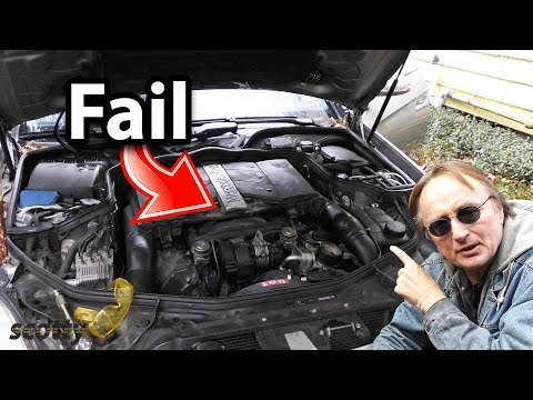 Here's Why I Can't Fix This Mercedes