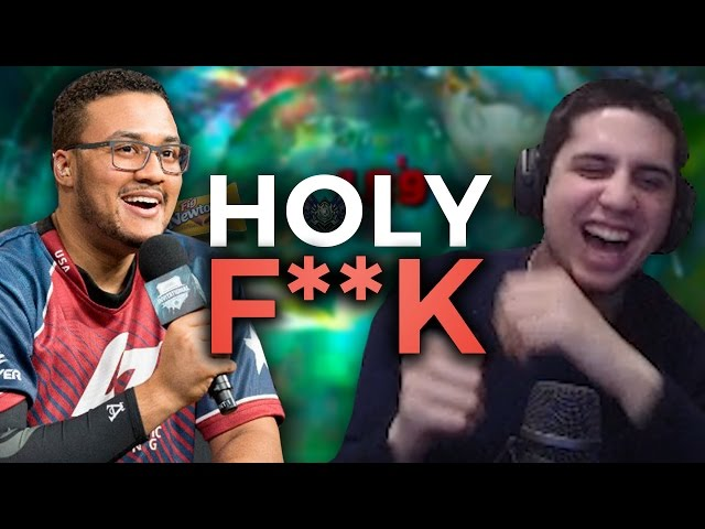 WHAT THE F**K! (FUNNIEST INTRO EVER) ft. Aphromoo
