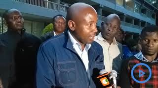 Lugari MP cautions public on sale of suspected toxic sugar in retail outlets
