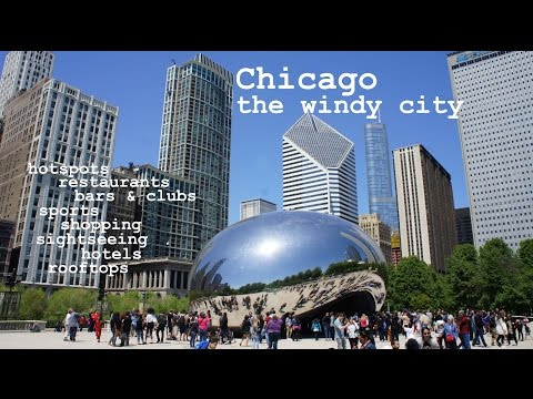 Chicago - The Windy City - City Tour - Rundreise