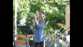 Diandra G. - This Is Me - by Demi Lovato - Ziegelbergweg rockt - Trittau 07.05.2011
