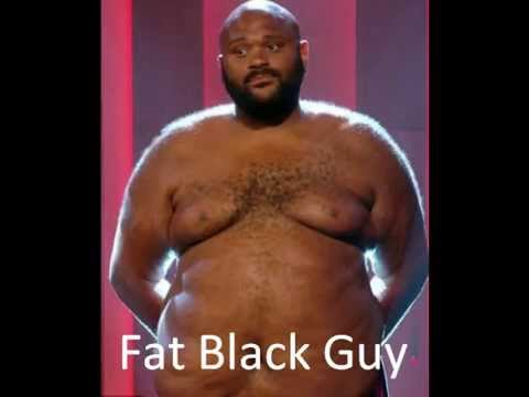 Fat Black Guy Picture 100