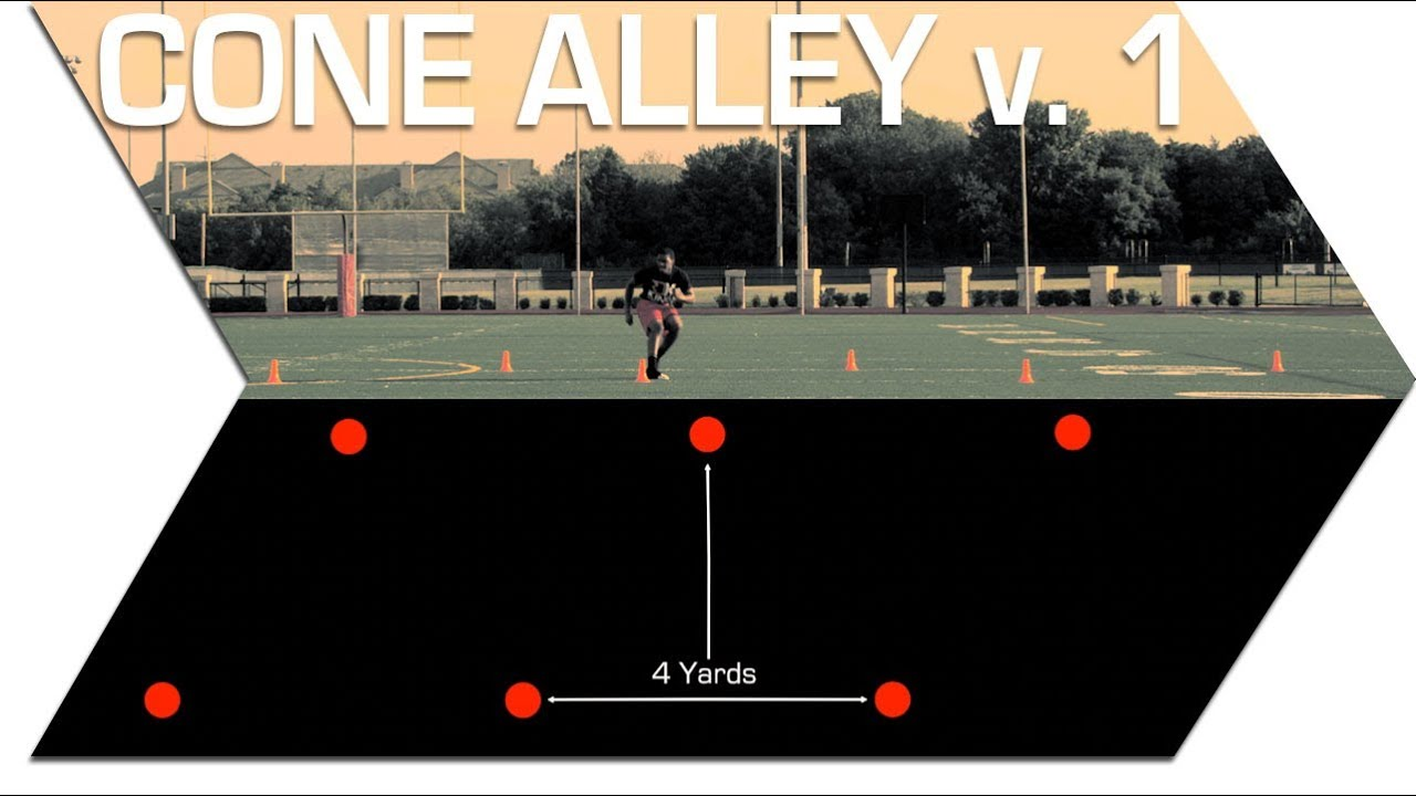 10 Best Speed and Agility Cone Drills