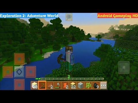 Exploration 2: Adventure World - Android Gameplay HD