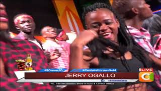 10 OVER 10 | Jerry Ogallo on 10 over 10